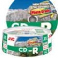 CD-R 5-pack 700MB of 80 minuten