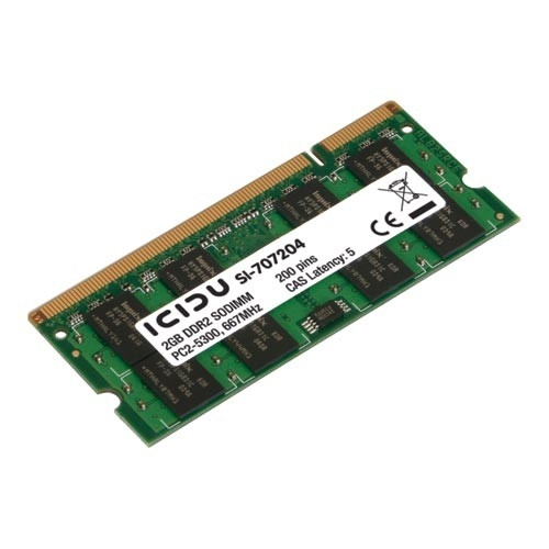 Geheugen DDR 3 1332 2 Gb