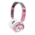 iFrogz Headphone Toxix pink
