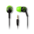 iFrogz earplugs Crew Graffiti green