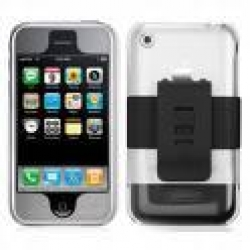 Hyper Case iPhone 4/4S TPU Steve Jobs black