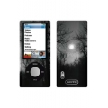 Griffin iClear Sketch Baroque black v. iPod Nano 4G