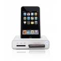 Griffin Simplifi cardreader, USB-hub en dock v iPod & iPhone 4/4S